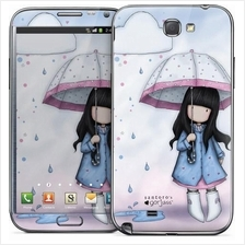 Gelaskins for Samsung Galaxy Note 2 N7100 -Puddles of Love