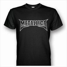 Metallica Distorted Logo T-shirt