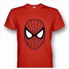 Spiderman Face T-shirt
