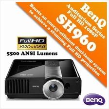 BenQ SH960 Projector with FUll HD & Dual Lamp Ultra Brilliant