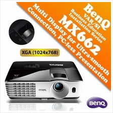 BenQ MX662 (XGA) Projector for Business/Education Installation Series