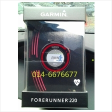 ~★Navitech★ New Original GARMIN Forerunner 220 GPS Watch PHRM