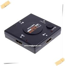 3 Port HDMI Switch / hdmi Switcher / HDMI Splitter Port