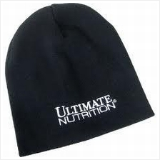 Ultimate Nutrition beanie topi ( hat snowcap ) sport gym
