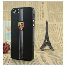 iPhone 5: Porsche Case - Black/ Green/ Orange/ Red/ Silver