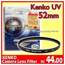 KENKO UV Camera Lens Filter(52mm)canon,nikon,lumix