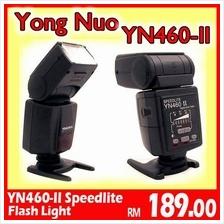 Yong Nuo YN460-II Speedlite Flash Light YongNuo-Canon-Nikon-DSLR-
