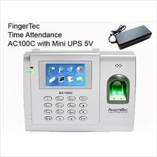PNI - Fingerprint Time & Attendance System with Mini UPS (Fingertec)