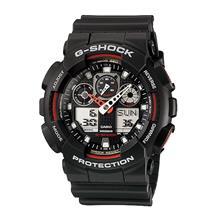 Casio G-Shock Velocity Indicator Alarm Watch GA-100-1A4DR