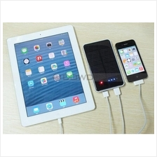 TOUCH SCREEN 20000 mAh Lithium polymer battery SOLAR POWER BANK