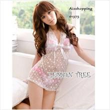 Princess lace sexy suit (white) 01375