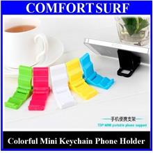 BUY 1 FREE 1 Stand Holder for Mobile Phone Iphone Samsung Keychain
