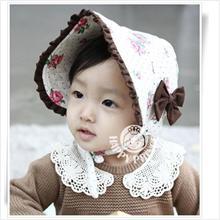 France Style Little Princess Flower Hats/Caps