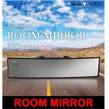 30Cm Anti-Glare Clear View Wide Angle Rear View Mirror [A-11/S-11]