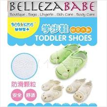 Bobkids cartoon embroided baby shoe