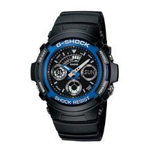 Casio G-Shock Sporty Bezel Watch AW-591-2ADR