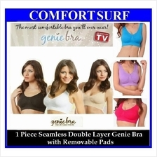 FREE GIFT + 1 pc Comfortable Genie Bra wf 5 Sizes 6 Colors