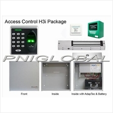 PNI - H3i Bimetric, RFID and Pin Access System