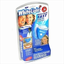 White Light Tooth Teeth Whitening in just 10 minutes!! *Free Poslaju