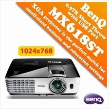 BenQ MX618ST DLP Projector XGA (1024x768)