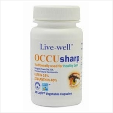 Live Well Occu Sharp 4 Eyes MATA (USA) (90 Caps) (vision+Health )