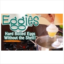 Eggies Make Perfect Hard Boil Eggs (set of 6)