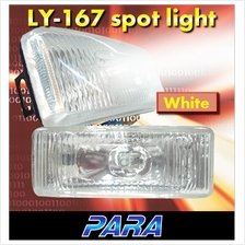 PARA PR-111 4.8x1.5 White Spot Light/ Fog Lamp [Free H3 Bulb]