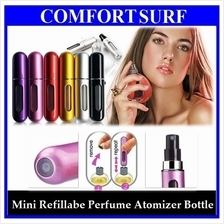Mini Portable Refillable Perfume Atomizer Bottle Spray + FREE GIFT
