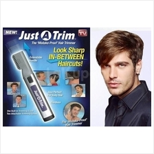 Just A Trim Cordless Portable Hair Trimmer