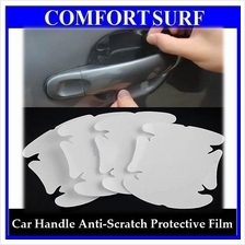 Car Vehicle Door Knob Handle Anti-Scratch Protection Film
