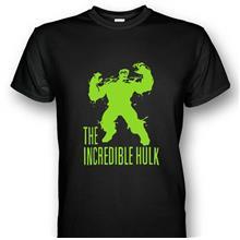 The Incredible Hulk T-shirt Black