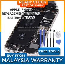 iPhone 4 4S 5 5S 6 6S Plus Replacement Internal Battery Free Tools