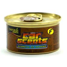 California Scents Capistrano Coconut Car Air Freshener Made in USA