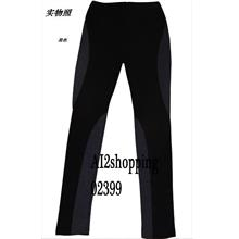 Korea Japan Pants Panties Trouser Pants & Shorts02399-Black