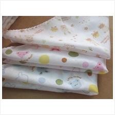Cotton Gauze Handkerchief RM7/5pcs