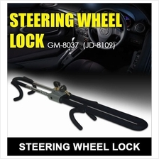 GM-8037 4 Hooks Double Security Steering Wheel Lock [JD-8109]