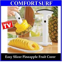 FREE GIFT + Easy Slicer / Peeler / Cutter Pineapple Fruit Corer