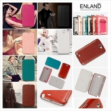 Samsung Galaxy Note 2 KALAIDENG ENLAND Wallet Leather Case Cover *FREE