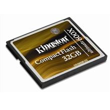 Kingston 32GB Compact Flash CF Card Ultimate 600x CF/32GB-U3