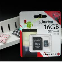 Kingston 8GB 16GB 32GB 64GB 128GB 80MB/s Micro SD Class 10 Memory Card