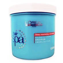 1000ml LOreal Hair Spa Deep Nourishing Treatment Creambath