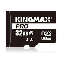 100% Genuine Kingmax Micro SD PRO Memory Card 32gb Class 10 80mb/s