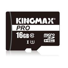 100% Genuine Kingmax Micro SD PRO Memory Card 16gb Class 10 80mb/s