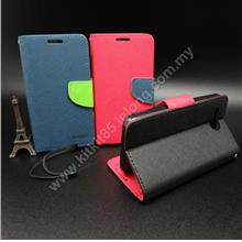 Lenovo A680 Mercury Fancy Diary Case Casing Pouch