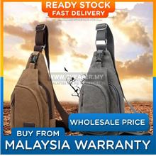 Korean/Canvas Bag/Messenger Bag/Sling Bag/Shoulder Bag - 5 Colors