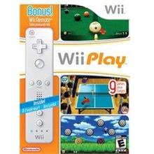 Wii Play with Wii Remote (NTSC)