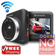 TRANSCEND DrivePro 200 Full HD f/2 Car DVR Camcorder/Recorder/Camera