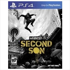 inFAMOUS: Second Son  for PlayStation 4