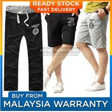 Men Sporty Beach Workout Shorts Home Pants