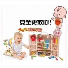 Children DIY Home Fix LARGE Tool Box (36 Pieces) Educational Toy